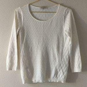 Ann Taylor LOFT knit top
